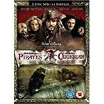 Pirates caribbean dvd Filmer Pirates of the Caribbean: At World's End (Two-Disc Special Edition) [DVD] [2007]